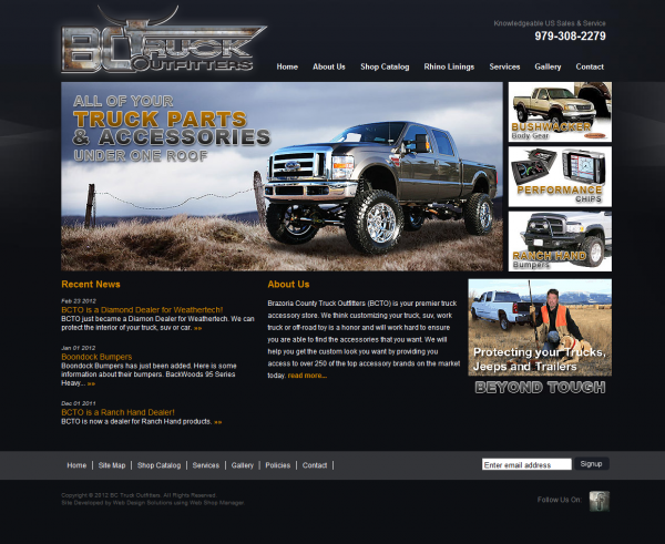 BC Truck Outfitters